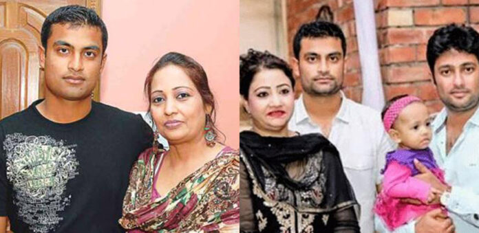 tamim iqbal family